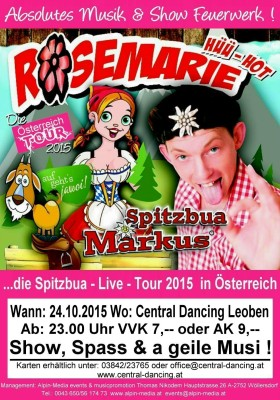 042_2015.10.24_Hüü_Hot_Tour_Plakat_Central_Dancing_Leoben